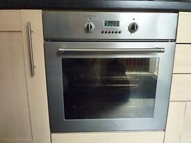 **** FREE - MULTI FUNCTION OVEN AND GRILL *****
