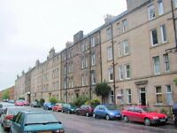 1 bedroon fully furnished top floor flat to rent on Balcarres Street, Morningside , Edinburgh
