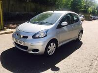 For sale. Toyota aygo 61plate only 2499£