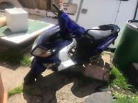 Boation 125cc moped