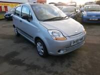 Chevrolet Matiz, 2009, 52k, February 2019 MOT, Warranty & Finance Available