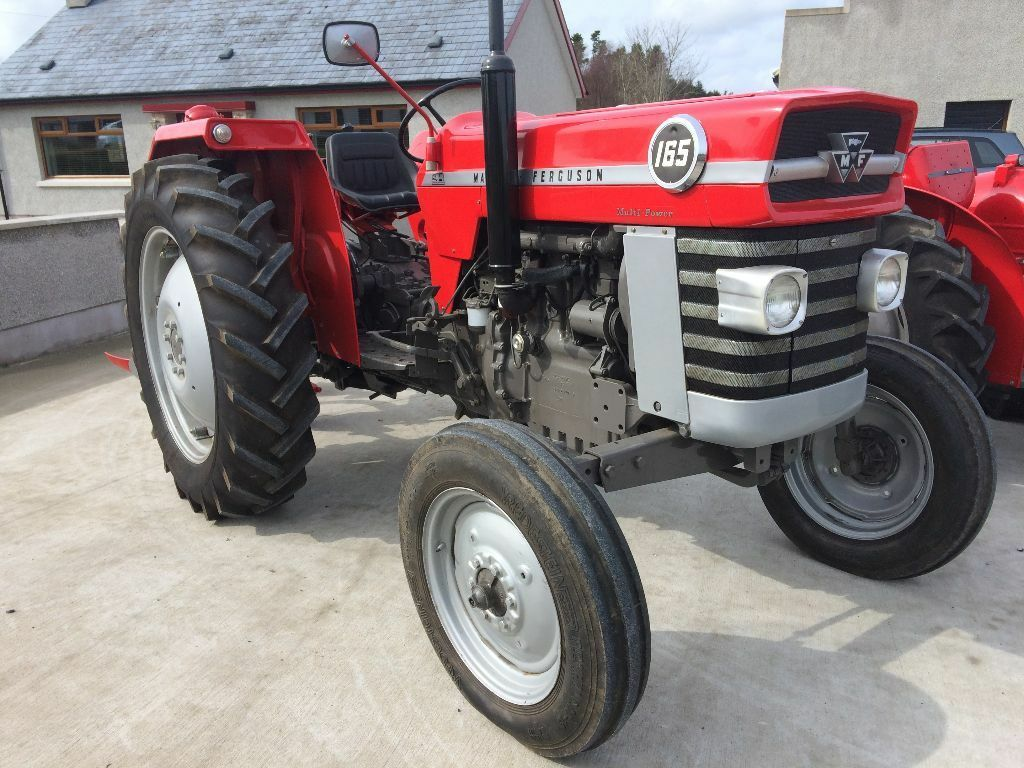 massey ferguson 165 in ballycastle county antrim gumtree. Black Bedroom Furniture Sets. Home Design Ideas