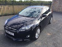 2012 62 FORD FOCUS 1.6 TDCI ZETEC S 5 Door *DIESEL* 6 Speed