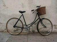 Pashley Ladies Town/ Dutchie/ Commuter bike, Green, 3 Spd, Good Condition, JUST SERVICED/CHEAP PRICE