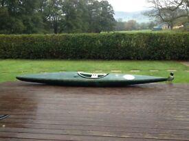 Vintage KW7 Kayak [spares/repair/FREE]
