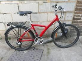 B'TWIN 500 Unisex Alluminuim Mountain Bike 26inchs wheels