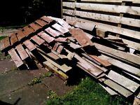 FREE PIle of Wood to uplift