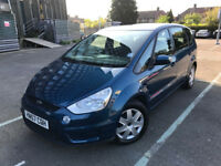 2007 (57) Ford S-Max 2.0 TDCi LX 5dr Diesel Automatic 7 Seater 6 Months Warranty Included