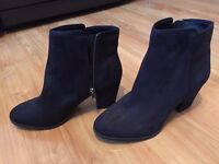 H&M Black Boots (size 6.5) - NEW