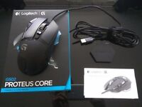 Logitech G502 Proteus Core Gaming Mouse (New)