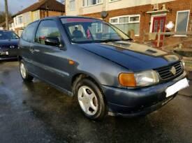 VW POLO 1.4 Petrol 1996
