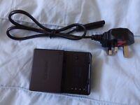 Genuine Original PANASONIC LUMIX DMW-BTC10e Battery Charger DMW-BLF19 DMC-GH3 DMC-GH4