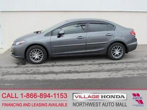 2013 Honda Civic LX | Local | No Accidents | Manual