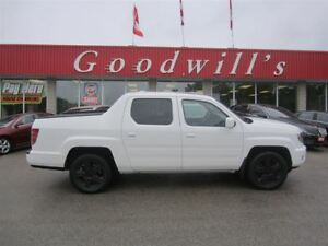 2010 Honda Ridgeline EX-L! 4x4! SUNROOF! HEATED LEATHER SEATS!