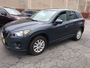 2013 Mazda CX-5 GS, Automatic, Sunroof, Back Up Camera, AWD