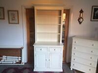 Charming Farmhouse Solid Pine Welsh Dresser