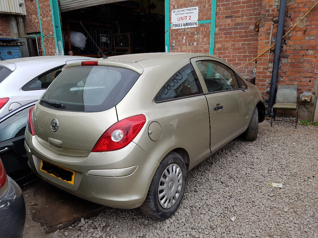 Corsa D/3 - 1.2 Z12XEP engine Fully Tested and Guaranteed Ring for more info