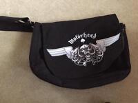 Motörhead shoulder bag