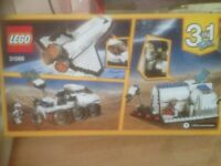 lego 3,in 1,new