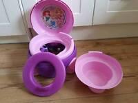 3 in 1 disney princess potty