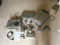 SONY Home Cinema System - Video recorder included