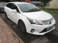 TOYOTA AVENSIS 2.0 D4D ** FACELIFT MODEL **