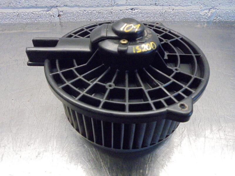 Lexus IS200 2.0 Petrol Heater Blower Motor