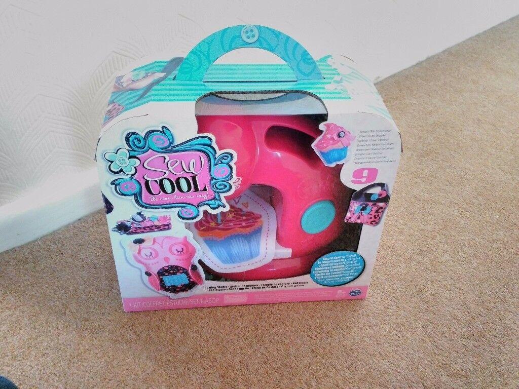 NEW Sew Cool sewing machine