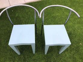 Philippe Starck Chair x2 (Listing 2)