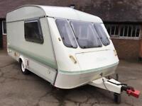 Caravan Elddis Mistral XL 2 berth