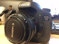Canon 7D Mark I