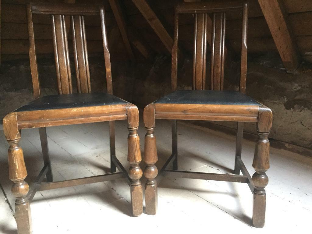 2 chairs good condition