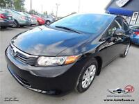 2012 Honda Civic Sdn LX *WoW*44 985 KM*