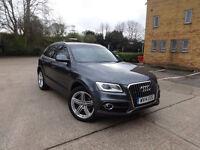 Audi Q5 TDi Quattro S Line Plus Auto Diesel 0% FINANCE AVAILABLE