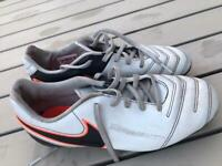 Football boots. Firm ground. Size 5.5