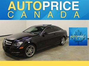 2013 Mercedes-Benz C-Class C250|NAVI|PANOROOF|AMG STYLING