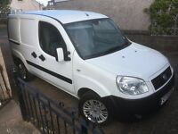Handyman with small van (Falkirk area), most work will be considered, large or very small jobs.