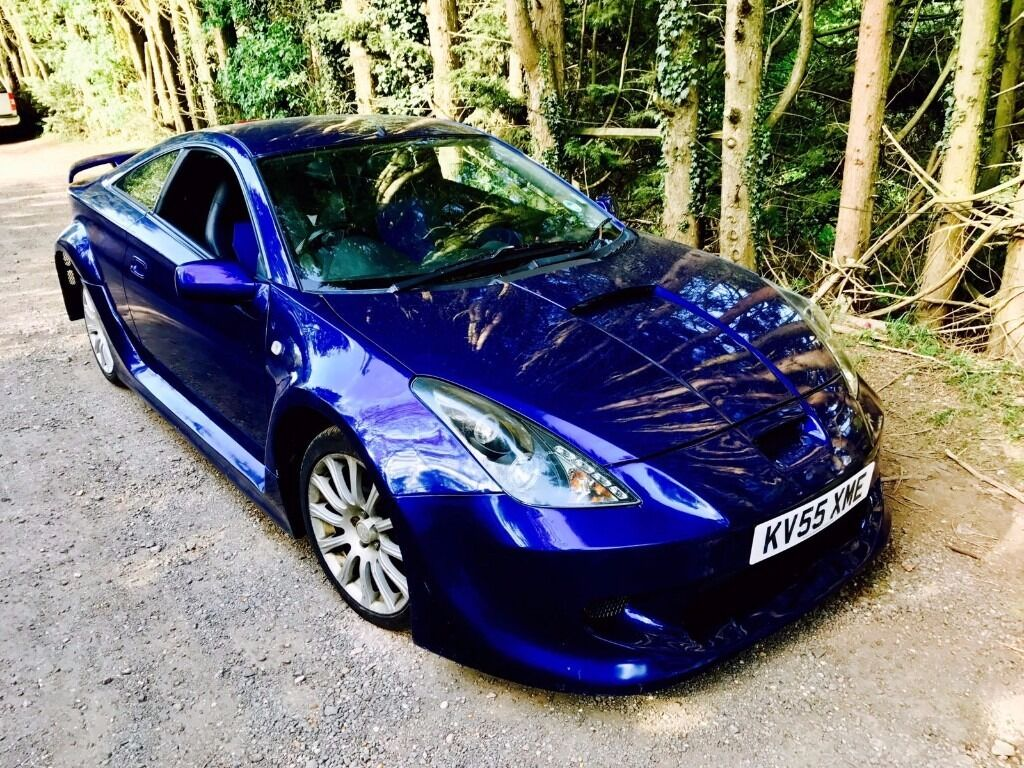2005 toyota celica 1 8 vvti full wide arch bodykit upgraded exhaust modified quick sale need. Black Bedroom Furniture Sets. Home Design Ideas