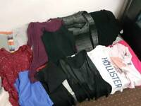 Woman clothes bundle size 10 (small-medium)