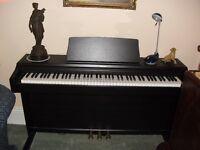 Roland RP 101 Digital Piano.