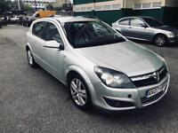 2007 VAUXHALL ASTRA 1.4 SXI TWINPORT LOW MILEAGE QUICK SALE