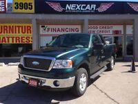 2008 Ford F-150 XLT 4X4 AUT0MATIC LOADED ONLY 182K