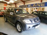 Nissan Navara Double Cab Pick Up Tekna 2.5dCi 190 4WD (blueish grey metallic) 2013