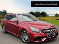 Mercedes-Benz E Class AMG E 63 (red) 2016-01-22
