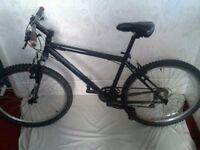 Specialized moutain bike gear bike black branded
