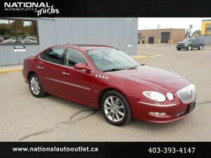 2008 Buick LaCrosse Super 5.3L V8 Heated Seats