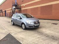 2009 vauxhall corsa 1.2 cdti diesel EcoFlex, 1 owner, £30 a year tax, long mot, just serviced FSH