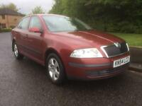 Skoda Octavia 1.9 TDI PD Ambiente , GEN LOW MILES ,MOTD APRIL 2018 2004 (54 reg), Hatchback
