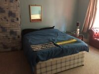 Large 3/4 bed flat sleeps4-8 suitable foreign students opp beach 5 mins town centre Coop bus train