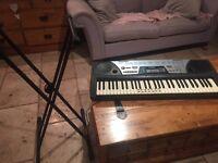 Yamaha children's electric keyboard